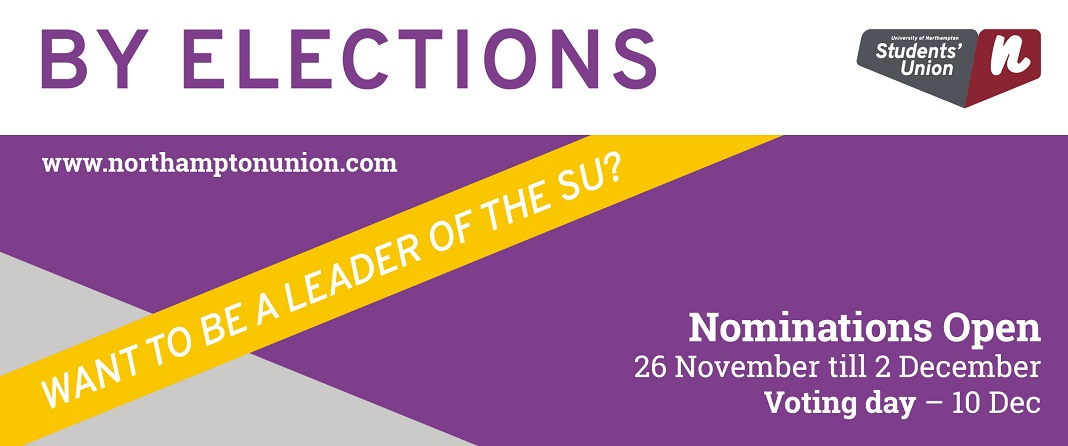 Want to be a Leader of the SU?