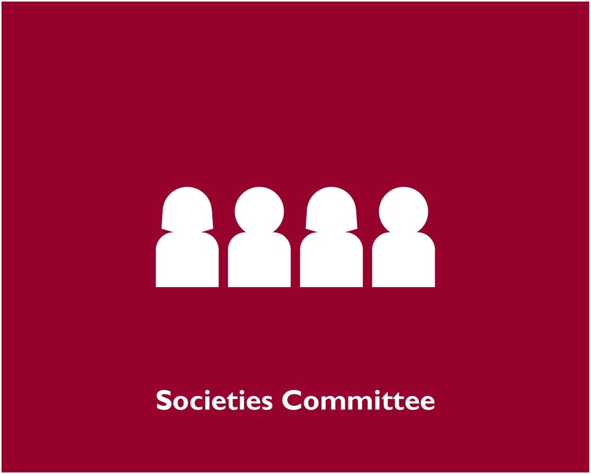 Societies Committee