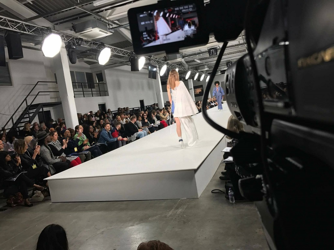 UoNTV at a fashion show